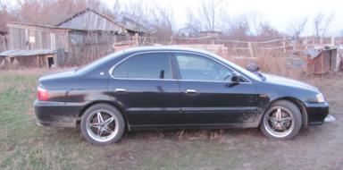 Honda Inspire, 2000
