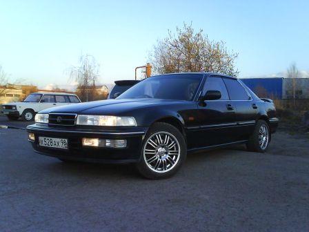 Honda Inspire 1994 - отзыв владельца