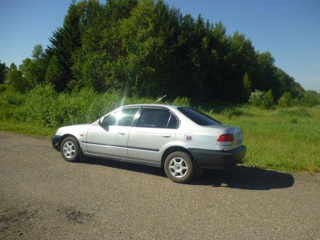 Honda Integra SJ 1997 - отзыв владельца