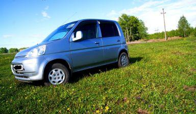 Honda Life, 2001
