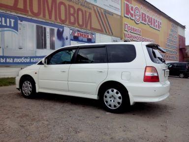 Honda Odyssey 2001 отзыв автора | Дата публикации 29.07.2014.
