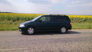 Honda Odyssey, 2000