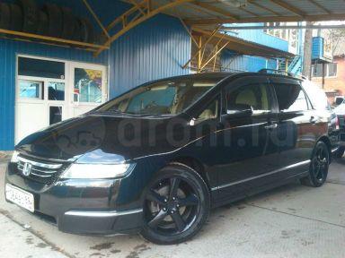 Honda Odyssey 2004 отзыв автора | Дата публикации 04.01.2015.