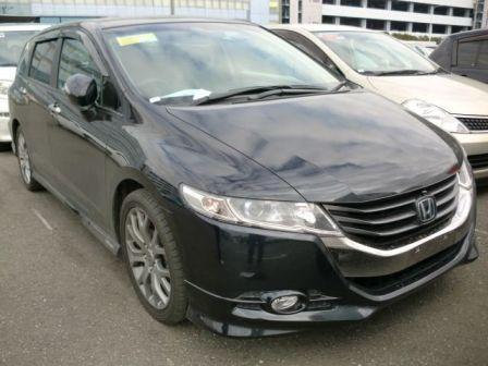 Honda Odyssey 2009 - отзыв владельца