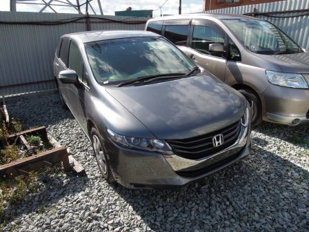 Honda Odyssey 2010 - отзыв владельца