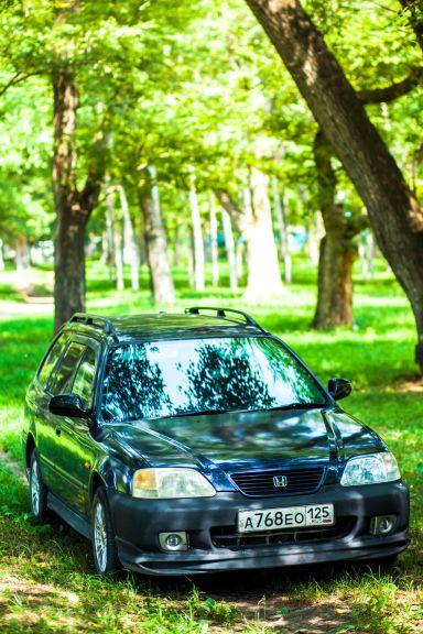 Honda Orthia 1997 отзыв автора | Дата публикации 24.11.2013.