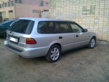 Honda Partner, 2001