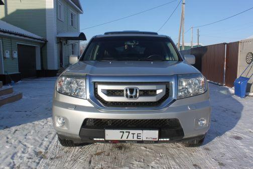 Honda Pilot 2008 - отзыв владельца