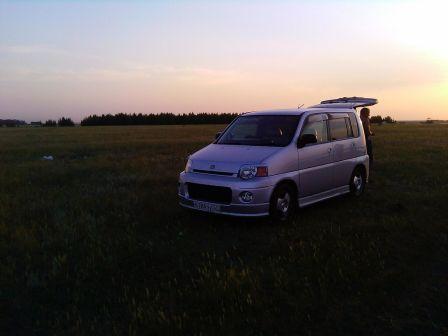 Honda S-MX 2000 - отзыв владельца