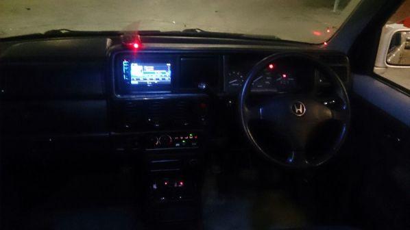 Honda Stepwgn 2001 - отзыв владельца