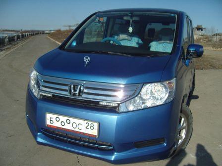 Honda Stepwgn 2009 - отзыв владельца