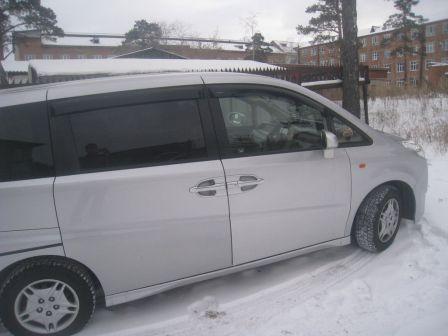 Honda Stepwgn 2007 - отзыв владельца