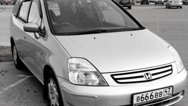 Honda Stream 2001 отзыв автора | Дата публикации 31.03.2014.