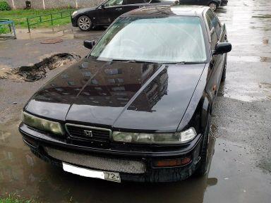 Honda Vigor, 1990