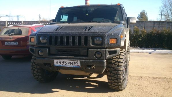 Hummer H2 2007 - отзыв владельца
