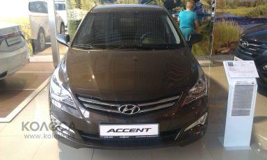 Hyundai Accent, 2014