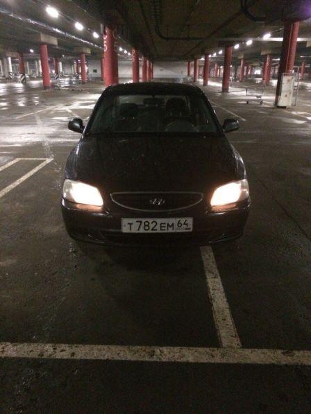 Hyundai Accent 2008 - отзыв владельца