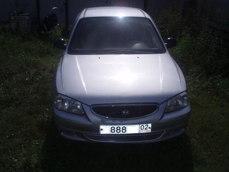 Hyundai Accent 2006 - отзыв владельца