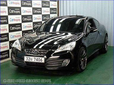 Hyundai Genesis, 2009