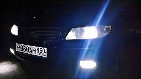 Hyundai Grandeur 2005 - отзыв владельца