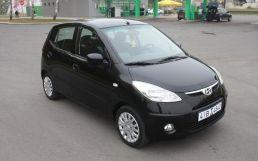 Hyundai i10, 2007