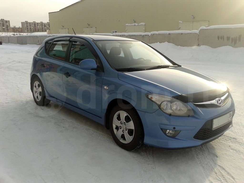 hyundai i30 2010 отзывы