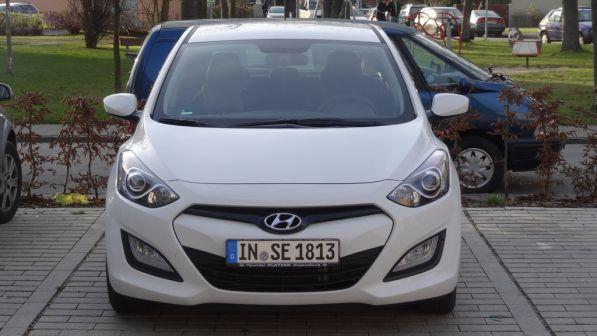 Hyundai i30 2014 - отзыв владельца