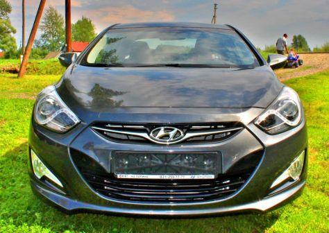 Hyundai i40 2013 - отзыв владельца