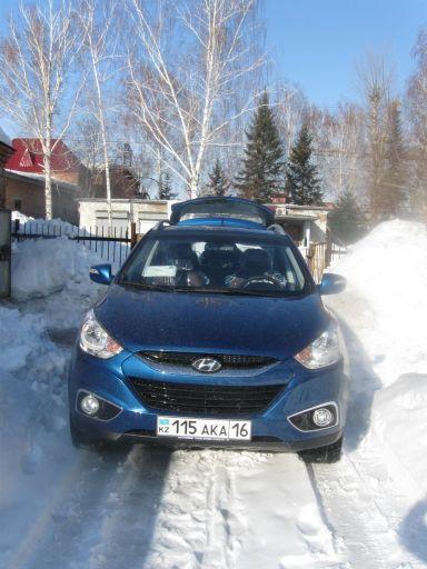 Hyundai ix35 2012 отзыв автора   Дата публикации 04.10.2013.
