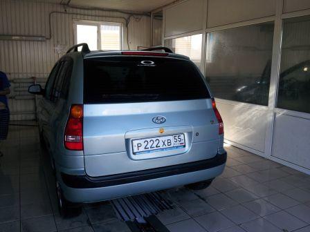 Hyundai Lavita 2001 - отзыв владельца