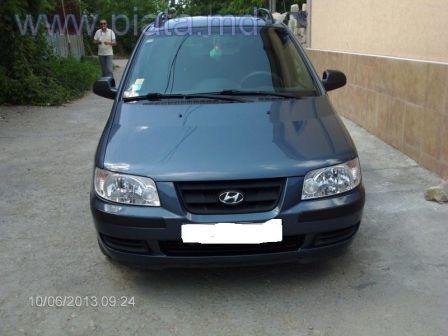 Hyundai Matrix 2005 - отзыв владельца