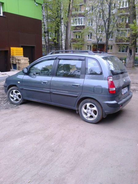 Hyundai Matrix 2008 - отзыв владельца
