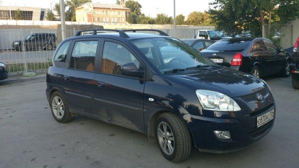 Hyundai Matrix 2009 - отзыв владельца