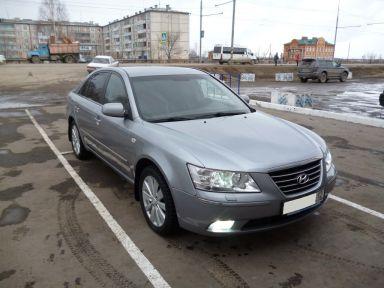 Hyundai NF 2008 отзыв автора | Дата публикации 04.12.2014.