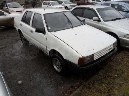 Hyundai Pony 1986 - отзыв владельца