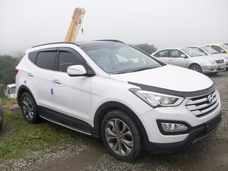 2017 Hyundai Santa Fe Обзор 1gairu