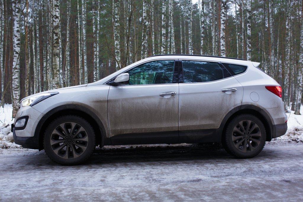 Технические характеристики Hyundai Santa Fe  Хундай Санта