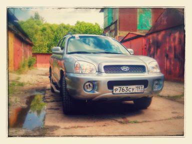 Hyundai Santa Fe, 2003