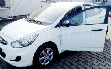Hyundai Solaris, 2013