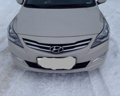 Hyundai Solaris, 2014