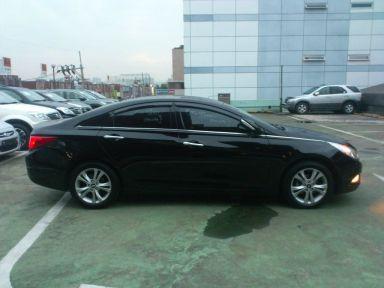 Hyundai Sonata 2010 отзыв автора | Дата публикации 21.11.2013.