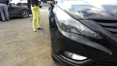 Hyundai Sonata 2010 отзыв автора | Дата публикации 18.09.2014.