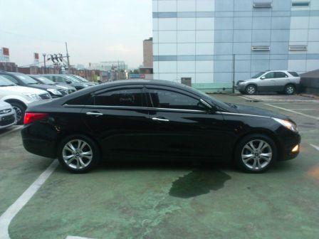 Hyundai Sonata 2010 - отзыв владельца