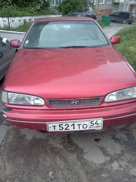 Hyundai Sonata 1991 - отзыв владельца