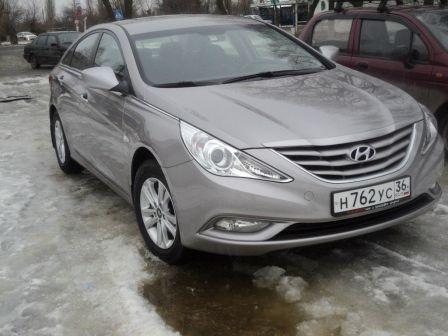 Hyundai Sonata  - отзыв владельца