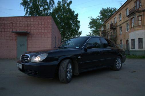Hyundai Sonata 2005 - отзыв владельца