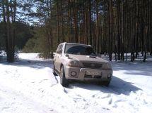 Hyundai Terracan, 2003