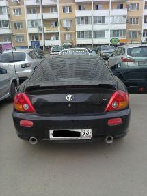 Hyundai Tuscani, 2004