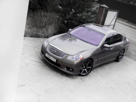 Infiniti M35 2009 - отзыв владельца
