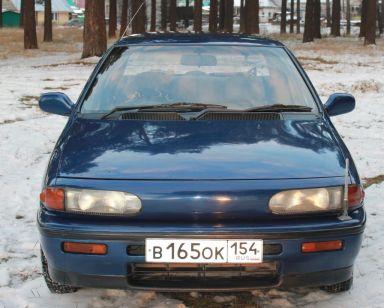 Isuzu Gemini, 1990